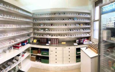 El Instituto tiene una nueva farmacia
